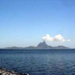 Bora Bora from Tahaa