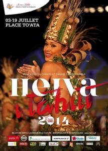 Heiva i Tahiti 2014
