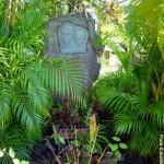Jacques Brel's grave - Atuona - Hiva Oa