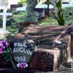 Paul Gauguin's grave - Atuona - Hiva Oa