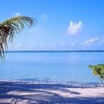 Bora Bora lagoon