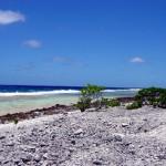 Fakarava ocean side