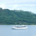 Tahitian Princess - Huahine