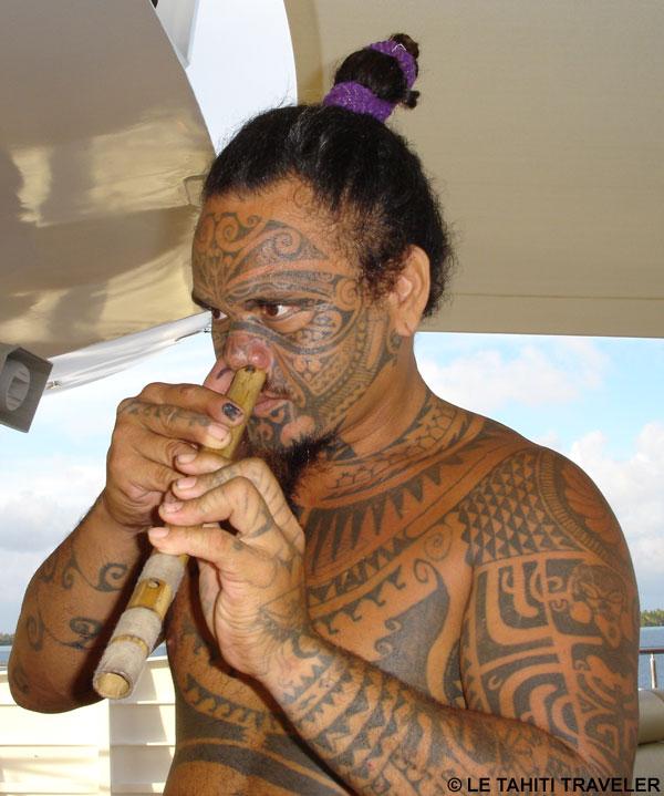 Le Tatouage Polyn&233sien – Tahiti Traveler