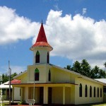 Tikehau church