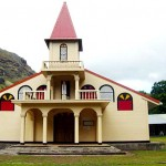 Vaipaee church - Ua Huka