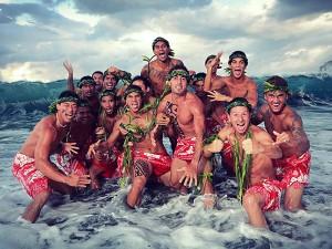 L'équipe des Tiki Toa © NDZMax