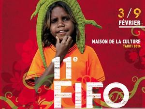 Affiche officielle du FIFO 2014