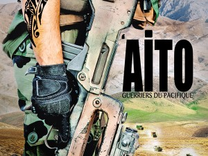 "Affiche du film documentaire ""Aito"""