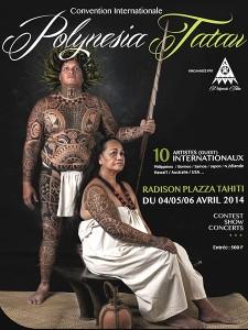 Polynesia Tatau Convention
