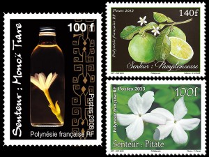 Timbres aromatiques