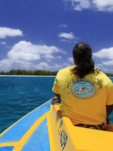 Poste de pilotage © Gregoire LeBacon - Tahiti Tourisme