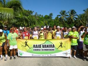 Départ du raid Vanira