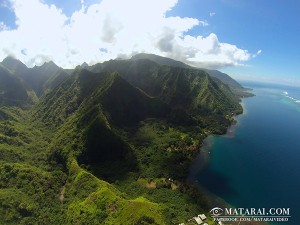 Presqu'île de Tahiti © Matarai Photography