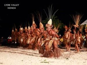 Compétition de danse et de chant © L.Vallet