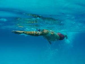 Course de natation © tim-mckenna.com