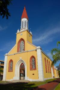 Cathédrale de Papeete, PK 0