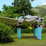 """""""Jojo"""" : Jacques Brel's plane - Hiva Oa"""