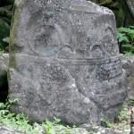 Tiki in Tohua Upeke - Hiva Oa